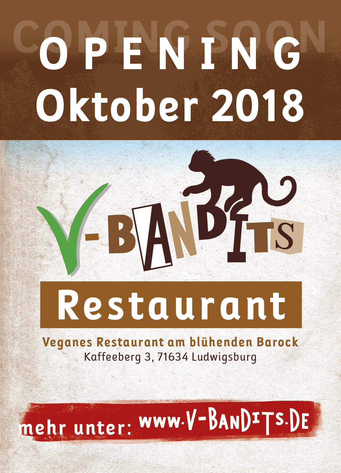 Vegan & mediterran essen in Ludwigsburg: Vegan Bandits