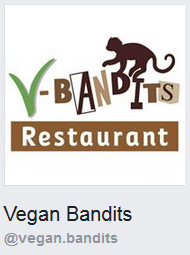 Vegan Bandits: Auch bei Facebook