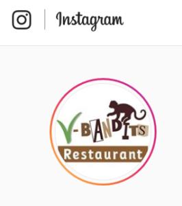 Vegan Bandits: Ab sofort auch bei Instagram